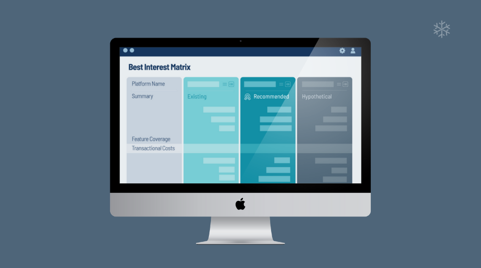 Midwinter enables compliant product comparisons in under 30 minutes