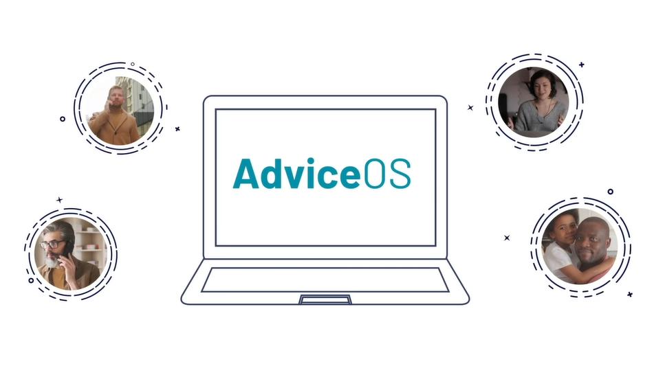AdviceOS explainer video